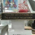 Customer service ;-)