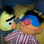 Wake up Ernie