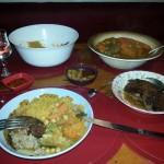 Couscous at Le Cocon